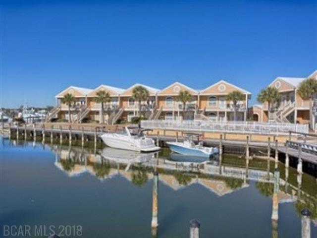 3575 Bayou Road A8, Orange Beach, AL 36561 (MLS #275114) :: The Kim and Brian Team at RE/MAX Paradise