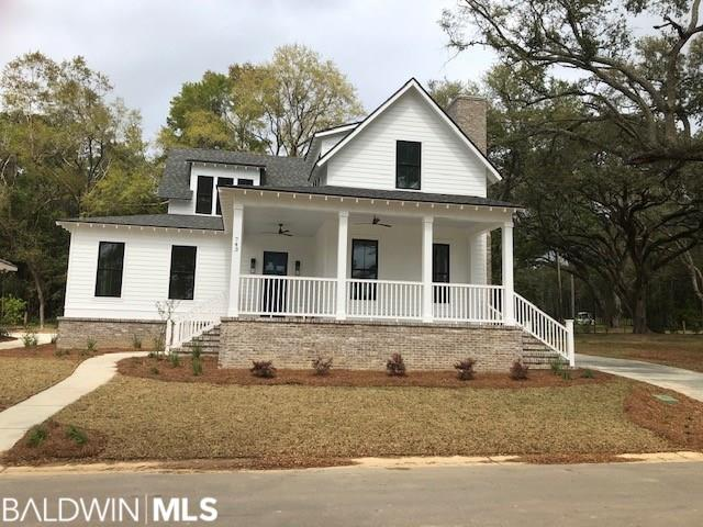 743 Boundary Drive, Fairhope, AL 36532 (MLS #277741) :: Gulf Coast Experts Real Estate Team