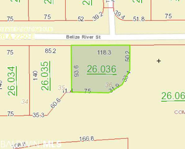 0 Belize River Street, Fairhope, AL 36532 (MLS #210196) :: Mobile Bay Realty