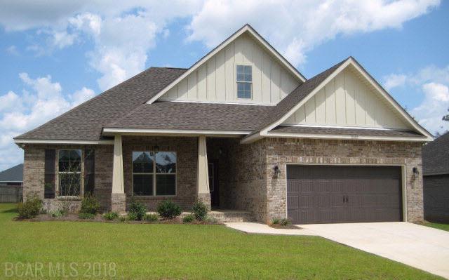 11681 Lodgepole Court, Spanish Fort, AL 36527 (MLS #247191) :: Gulf Coast Experts Real Estate Team