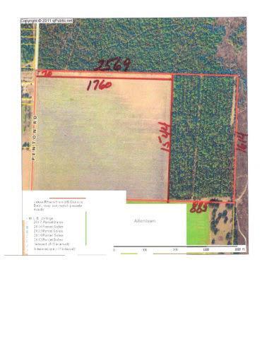 0 Penton Road, Jay, FL 32570 (MLS #249856) :: Elite Real Estate Solutions