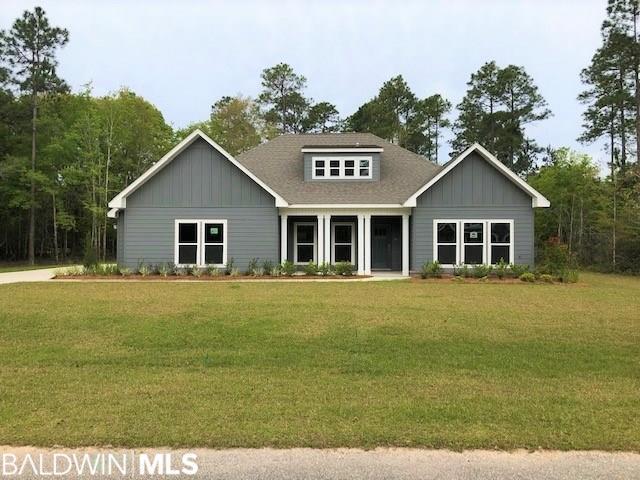 18524 Treasure Oaks Rd, Gulf Shores, AL 36542 (MLS #274777) :: Gulf Coast Experts Real Estate Team