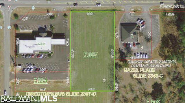 0 Highway 104, Robertsdale, AL 36567 (MLS #252986) :: Alabama Coastal Living