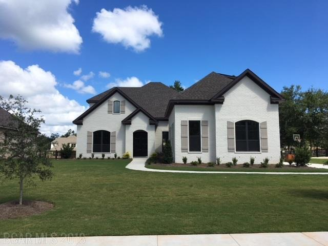 12411 Gracie Lane, Spanish Fort, AL 36527 (MLS #261571) :: Elite Real Estate Solutions