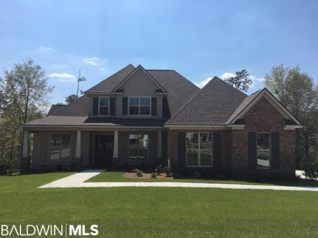 32149 Badger Court, Spanish Fort, AL 36527 (MLS #273313) :: Elite Real Estate Solutions