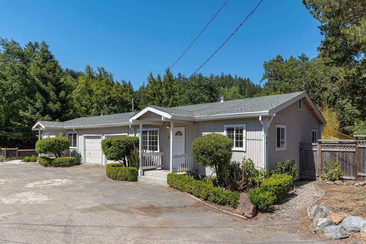 567 San Geronimo Valley Drive - Photo 1
