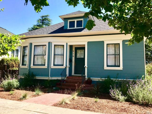 516 Walnut Street, Petaluma, CA 94952 (#21704116) :: RE/MAX PROs