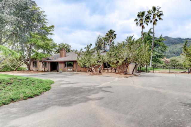 300 Adobe Canyon Road, Kenwood, CA 95452 (#21709790) :: RE/MAX PROs