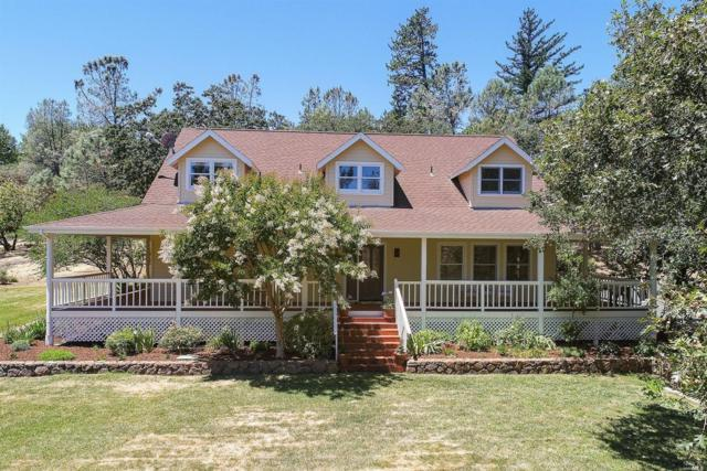 2255 Summit Lake Drive, Angwin, CA 94508 (#21713521) :: Heritage Sotheby's International Realty