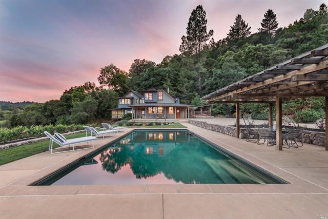 1871 Mount Veeder Road, Napa, CA 94558 (#21713530) :: Heritage Sotheby's International Realty