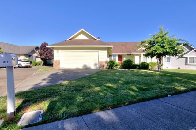 1420 Morning Glory Drive, Petaluma, CA 94954 (#21713749) :: RE/MAX PROs