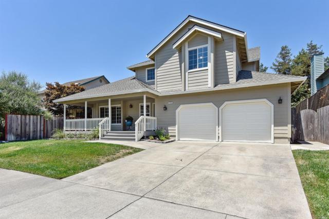 1751 Walnut Creek Drive, Santa Rosa, CA 95403 (#21714632) :: RE/MAX PROs