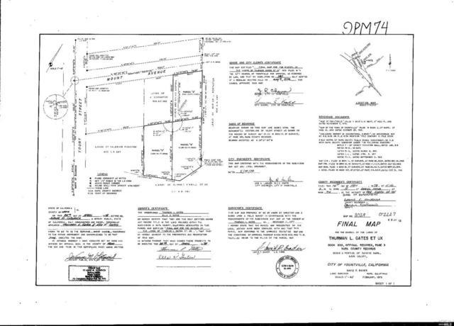 Yountville, CA 94599 :: Intero Real Estate Services