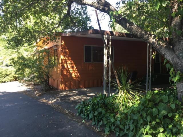 2412 Foothill Boulevard #53, Calistoga, CA 94515 (#21715122) :: Carrington Real Estate Services