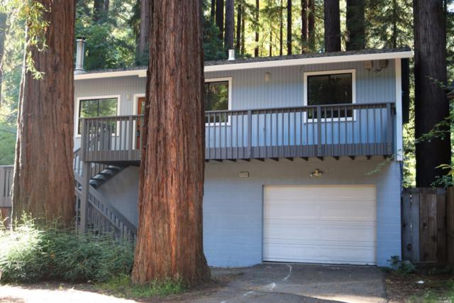 17330 Riverside Drive, Guerneville, CA 95446 (#21717442) :: RE/MAX PROs