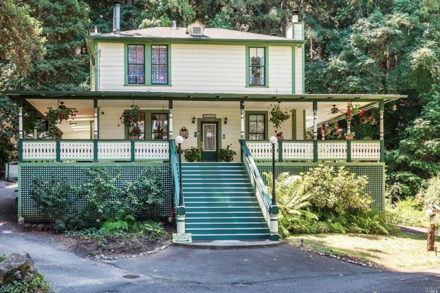 12130 Hwy 116 None, Guerneville, CA 95446 (#21717450) :: RE/MAX PROs