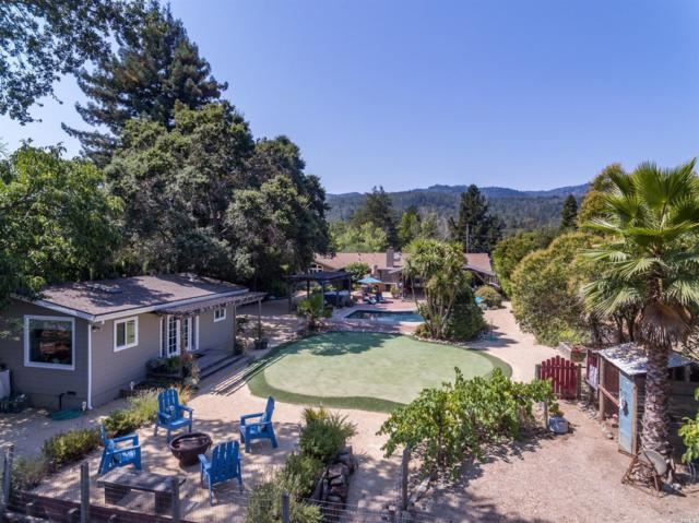 660 Stanton Drive, St. Helena, CA 94574 (#21719114) :: Heritage Sotheby's International Realty