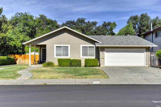 380 Edgewood Drive, Vacaville, CA 95688 (#21719185) :: Intero Real Estate Services