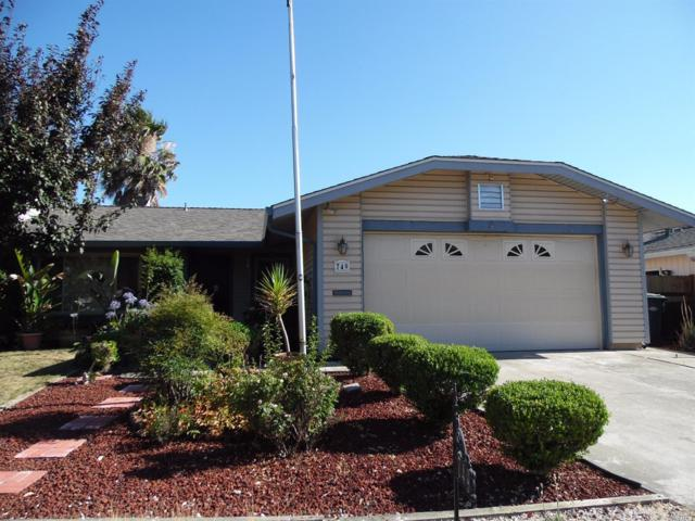 749 San Pedro Street, Fairfield, CA 94533 (#21719322) :: Intero Real Estate Services
