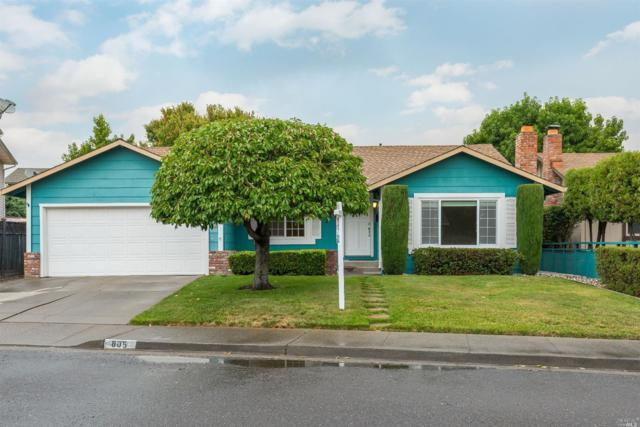 805 Robin Way, Petaluma, CA 94954 (#21721377) :: RE/MAX PROs