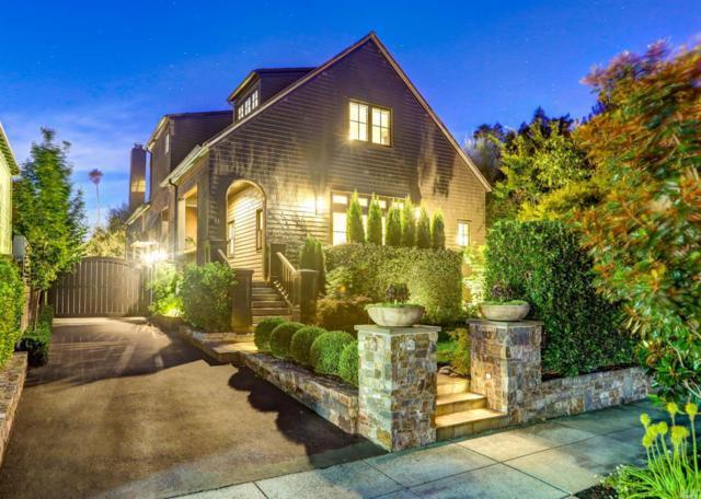 11 William Avenue, Larkspur, CA 94939 (#21722665) :: The Todd Schapmire Team at W Real Estate