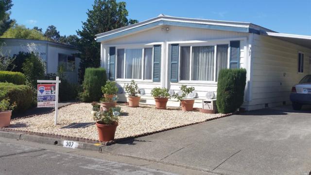 307 Tudor Court, Santa Rosa, CA 95401 (#21722861) :: RE/MAX PROs