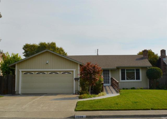 1508 Mcgregor Avenue, Petaluma, CA 94954 (#21723620) :: RE/MAX PROs