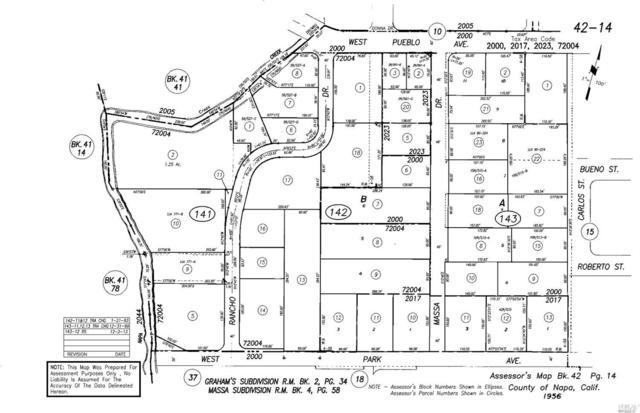 2845 Carlos Street, Napa, CA 94558 (#21724317) :: Heritage Sotheby's International Realty