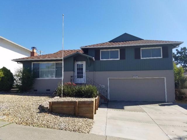 59 Los Cerritos Drive, Vallejo, CA 94589 (#21724443) :: Intero Real Estate Services