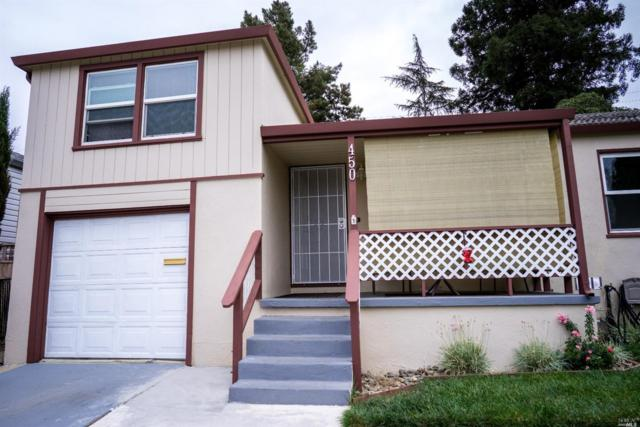 450 Annette Avenue, Vallejo, CA 94591 (#21724662) :: Heritage Sotheby's International Realty