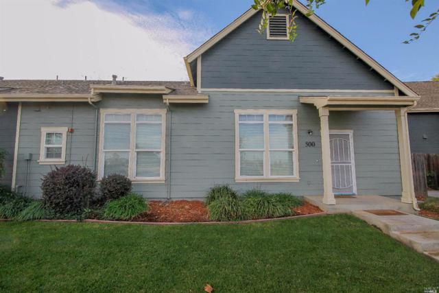 500 E Baker Street, Winters, CA 95694 (#21725036) :: Intero Real Estate Services