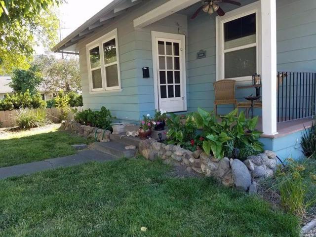 1413 Earl Street, Calistoga, CA 94515 (#21725405) :: Heritage Sotheby's International Realty