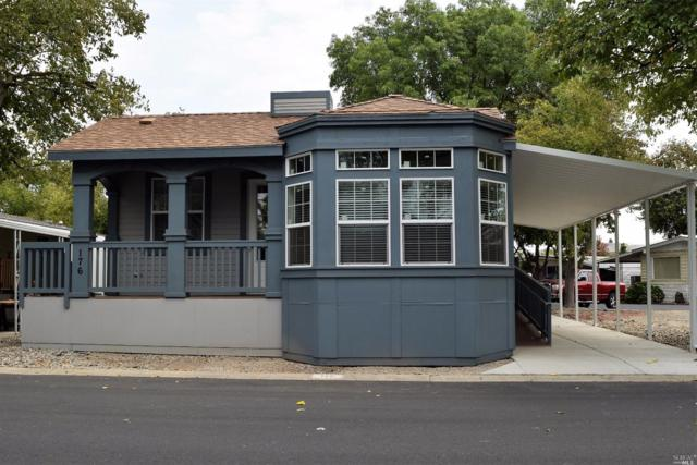 3901 Lake Drive #176, West Sacramento, CA 95691 (#21726151) :: Intero Real Estate Services