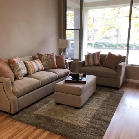 3851 Sebastopol Road #105, Santa Rosa, CA 95407 (#21726329) :: The Todd Schapmire Team at W Real Estate
