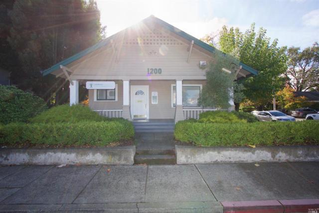 1200 College Avenue, Santa Rosa, CA 95404 (#21726640) :: The Todd Schapmire Team at W Real Estate