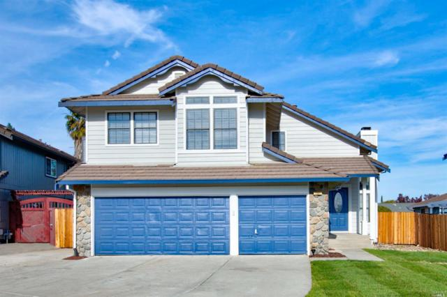 201 Pimpernel Court, Vacaville, CA 95687 (#21727047) :: Heritage Sotheby's International Realty