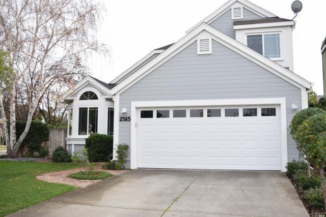 2585 Clipper Lane, Fairfield, CA 94534 (#21727707) :: Intero Real Estate Services