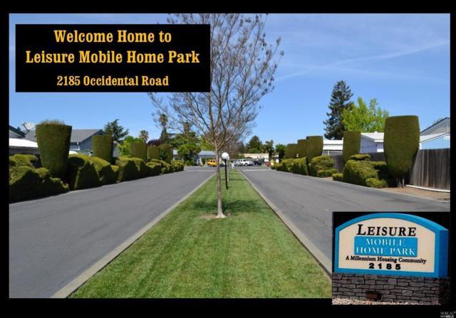 133 Leisure Park Circle, Santa Rosa, CA 95401 (#21728149) :: RE/MAX PROs