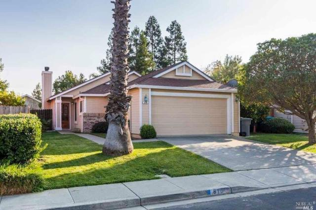 816 Turquoise Street, Vacaville, CA 95687 (#21728205) :: Intero Real Estate Services