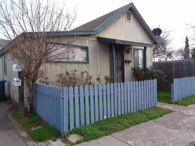 324 Webster Street A, Fairfield, CA 94533 (#21801100) :: Ben Kinney Real Estate Team