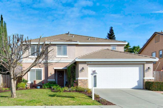 713 Fremont Drive, Vacaville, CA 95687 (#21802725) :: RE/MAX GOLD