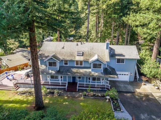 19060 Sunny Drive, Guerneville, CA 95446 (#21803086) :: RE/MAX GOLD
