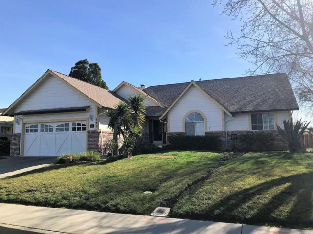 550 Yellowstone Drive, Vacaville, CA 95687 (#21803533) :: RE/MAX GOLD