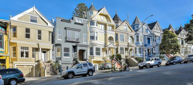 1214 Masonic Avenue, San Francisco, CA 94117 (#21805011) :: Ben Kinney Real Estate Team