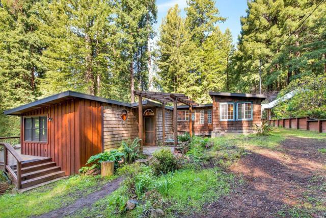 16648 Joy Woods Way, Occidental, CA 95465 (#21805731) :: RE/MAX GOLD