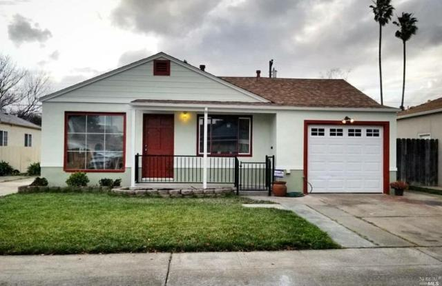 1063 Thelma Avenue, Vallejo, CA 94591 (#21805850) :: RE/MAX GOLD
