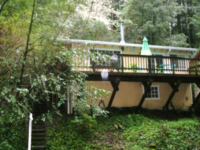 14656 Canyon 1 Road, Guerneville, CA 95446 (#21806117) :: RE/MAX GOLD