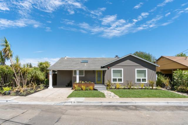 35 Echo Avenue, Corte Madera, CA 94925 (#21806147) :: Ben Kinney Real Estate Team