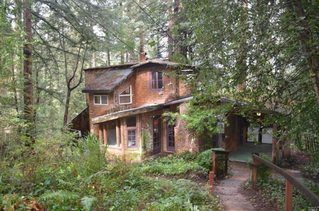 34 Sylvan Way, Woodacre, CA 94973 (#21806259) :: Intero Real Estate Services