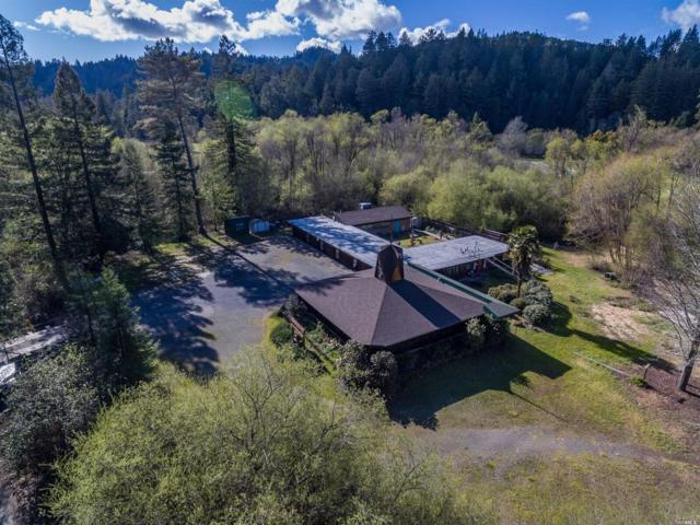 14520 Armstrong Woods Road, Guerneville, CA 95446 (#21806295) :: RE/MAX GOLD